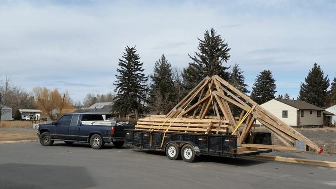 The Montana Craigslist Reclaimed Home