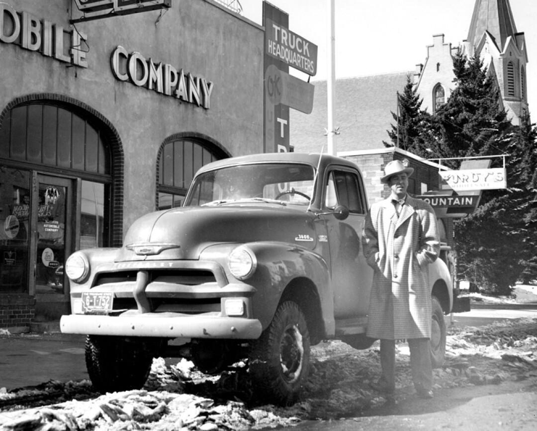Bozeman Car Dealerships >> Wheeling Dealing Bozeman S Car Dealerships Of Yesterday