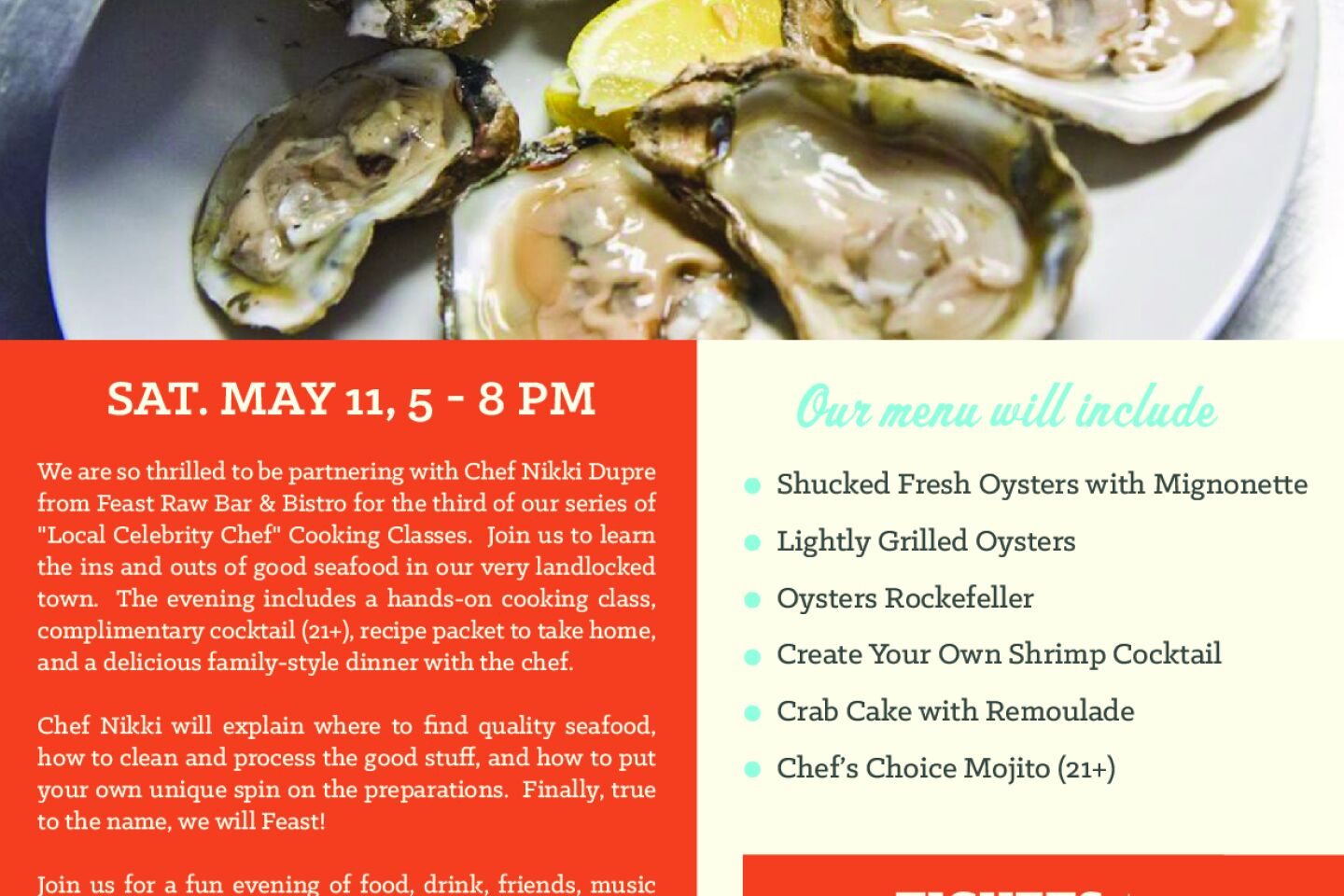 How to Find, Prepare & Eat Great Seafood in Montana with